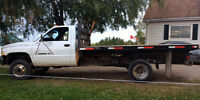 Flatbed Truck and Driver Available