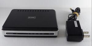 D-Link 5-Port 10/100 Wired Ethernet Broadband Router EBR-2310