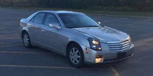 CADILLAC CTS  3500$$ ( EXCELLENT DRIVE)