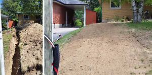 Driveway removal, excavating, grading, and demolition in K-W Kitchener / Waterloo Kitchener Area image 6