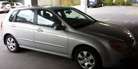 2007 Kia Spectra5 Wagon only 70,000 km