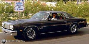 WANTED 76 (ish) Olds cutlass