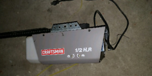 0.5 hp chain garage door opener