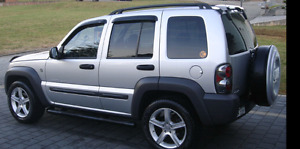 Jeep liberty Diesel CRD Engine and Automatic Transmission