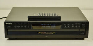CD Changer / Player SONY with remote