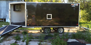 2011  SnoPro Enclosed Trailer For Sale