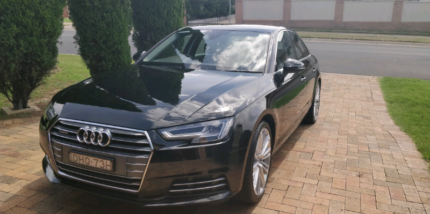 AUDI A4 2016 quattro Rooty Hill Blacktown Area Preview