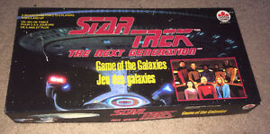 Star Trek The Next Generation Game of the Galaxies 100% Complete