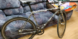 State Bikes The Hundreds Edition Fixed Gear