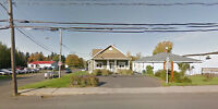 Local Commercial Cowansville - Rue Principale