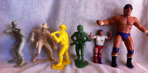 1980's large action figures