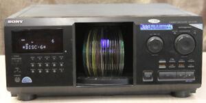 Sony 300 CD Changer CDP CX335