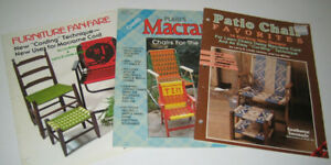 Plaid's Macrame Lawn Chair Pattern Booklets