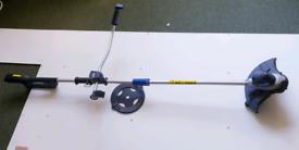 Mac Allister 36V Cordless strimmer/ brush cutter/ grass trimmer.