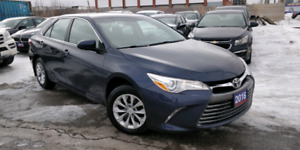 2016 TOYOTA CAMRY LE ***CLEAN CARFAX*** REV CAM | BLUETOOTH