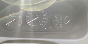 1999 Honda Civic Sedan EX