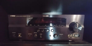 YAMAHA RX-V1065 7.2 A/V RECEIVER Complete with Remote & Owners