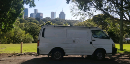 1990 TOYOTA HIACE POPTOP CAMPERVAN Willoughby Willoughby Area Preview
