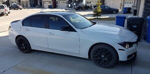 2014 BMW 3-Series 320i xDrive M-Sport Sedan