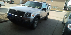 Ford explorer 2006 xlt advance