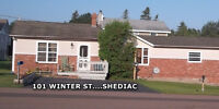 SHEDIAC 2 bedroom house