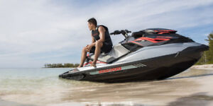Wicked fast Seadoo RXP-X 300
