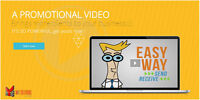 MORE CLIENTS -  WITH A PROMOTIONAL ANIMATED VIDEO, SPECIAL OFFER