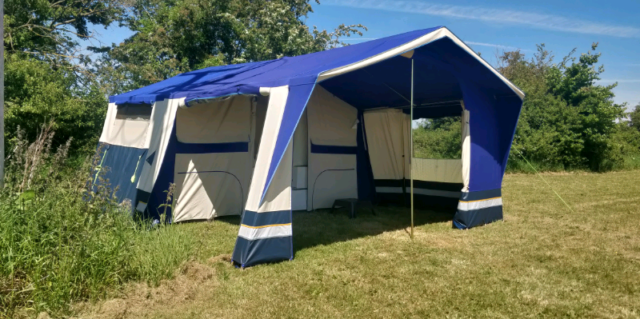 sunncamp 240s trailer tent for sale
