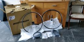 Bontrager Paradigm Road Bike Wheel wheelset - rim brake