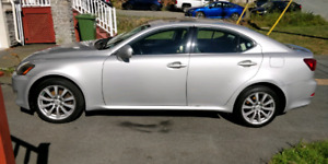 2006 Lexus IS 250 AWD - Fully Loaded - SOLD