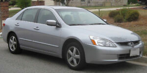 2004 Honda Accord SE available for BEST OFFER