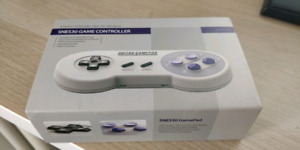 8BITDO SNES30 Controller Bluetooth + USB for iOS/Android/Windows