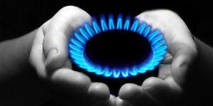 GAS RANGE INSTALLATION