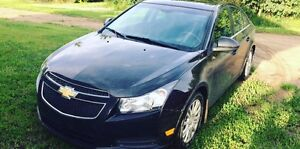 2011 Chevy Cruze Eco 1.4 L turbo/6 speed manual