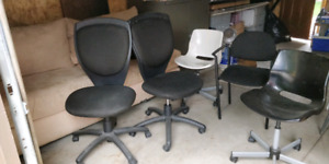 Chairs and stools for low prices