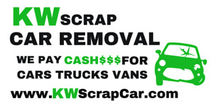 We Buy Scrap Vehicles For Cash! And Offer Free Removal !