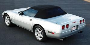 1996 Collectors Edition Corvette Convertible