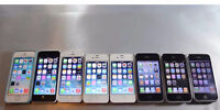 Iphones For Sale - 16,32,& 64 GB Available