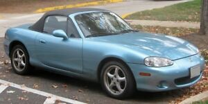 Mazda Miata MX-5 1999 2000 2001 2002 2003 2004 Parts/Pièces