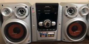 Panasonic stereo SA-AK340