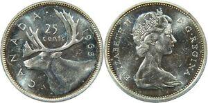 Pièces de monnaie Canada 25¢ -2