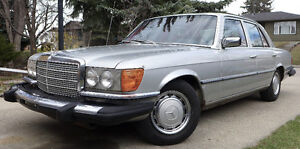 1974 Mercedes 450 SEL from the TV Show Fargo