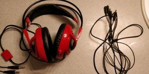SteelSeries Gaming Headset and extention cord