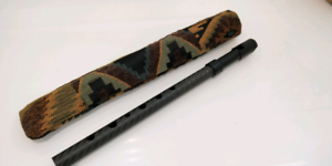 New Carbon Fiber Irish Penny Whistle In D By Erik The Flutemaker