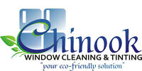 Chinook Window Cleaning and Tinting