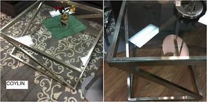 COFFEE & END TABLE SETS STARTING AT $70.00