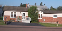SHEDIAC 2 bedroom house May 15 or after