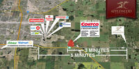 Acreage Lots 5 minutes from Saskatoon Amenities