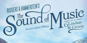 ★★The Sound Of Music ★★ Northern Alberta Jub WED Sep 20 8:00PM
