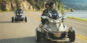 2017 Can-Am Spyder RT Limited 6-Speed Semi-Automatic (SE6)